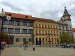 Prachatice Czech Republic sgraffito Renaissance architecture