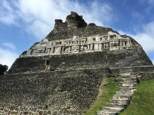 Xanantanich Belize Mayan Ruins