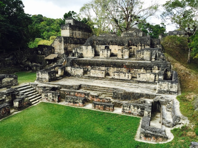 Tikal Guatamala Mayan Ruins