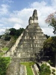 Tikal Guatamela Mayan Ruins